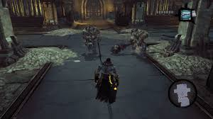 darksiders ii walkthrough the city of the dead darksiders dungeon