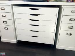 Under Desk Storage Drawers by How To Create An Organized Office Small Touches That Make A Big