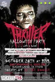 michael jackson halloween costume thriller style halloween party tickets sat oct 29 2016 at 9 00