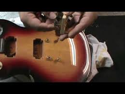 les paul pickup swap pt 3 remove the old get ready for the new