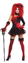 new womens halloween jesterina clown ladies fancy dress party