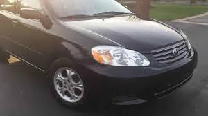 toyota corolla 2003 tires black 2003 toyota corolla le