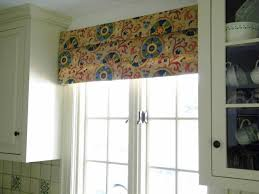 Patterned Window Curtains Interior Mesmerizing Ideas Of Kitchen Door Window Curtains To