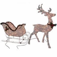 lighted deer outdoor decorationschristmas