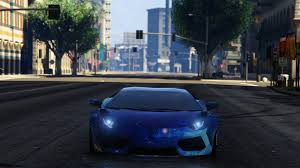 blue camo lamborghini blue galaxy livery for lamborghini aventador liberty walk
