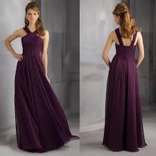 plum wedding dresses plum bridesmaid dresses new wedding ideas trends