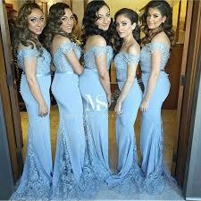 best bridesmaid dresses best design mermaid bridesmaid dresses shoulder