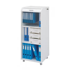 caisson bureau blanc caisson de bureau blanc à roulettes rideau imprimé simmob