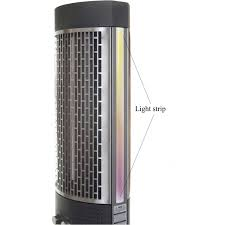 Outdoor Patio Heaters Propane by Barbeques Galore Totum Hls 35 000 Btu Propane Gas Outdoor Patio