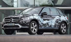 mercedes suv range mercedes announces range ev and fuel cell in hybrid