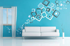 Multiplex Square Wall Decals Trendy Wall Designs - Design wall decal