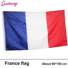 aliexpress com buy 3ftx5ft france flag 150x90cm custom flag