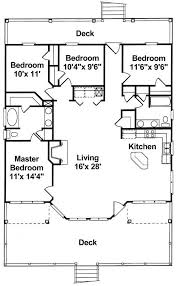 plush design minimalist one story house plans 5 open floor single