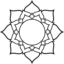 coloring pages flower drawing clipart coloring pages flower