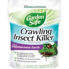 shop garden safe organic 4 lb organic insect killer at lowes com