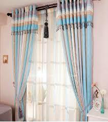 Boys Ready Made Curtains Blue Modern Extra Long Ready Made Curtains Uk