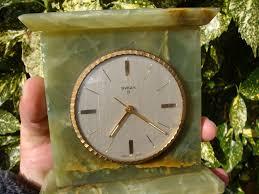 Antique Mantel Clocks Value Antique Old Vintage Swiss 8 Day Swiza Alarm Mantel Clock See