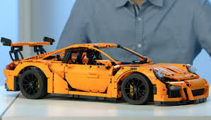 porsche gt3 rs orange lego 42056 technics porsche 911 gt3 rs toyspree singapore best