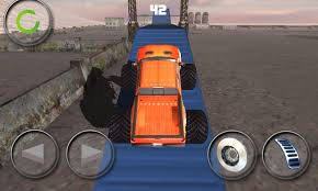 monster truck parking android apps google play