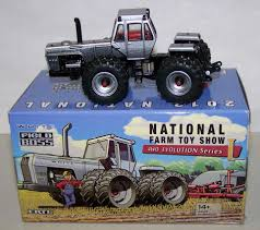 monster truck farm show 16234a 1 64 white 4 210 field boss 4wd tractor action toys