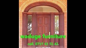 Wood Furniture Door 05 Sri Lanka Waduge Furniture Door And Windows Works In Kaduwela