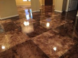 Concrete Staining Pictures by Moisture Vapor Control Sani Tred