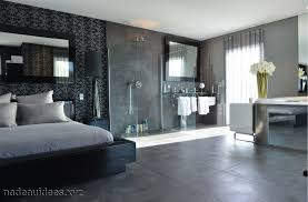 salle de bain dans une chambre chambre salle de bain ouverte newsindo co