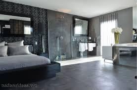 ouverte sur chambre chambre salle de bain ouverte peinture faience newsindo co