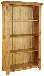 Small Rustic Bookcase Bookcase French Farmhouse Rustic Solid Oak Small Bookcase Rustic