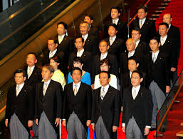 The Cabinet Members Abe U0027s Pick For New Japan Defense Chief Invites Controversy
