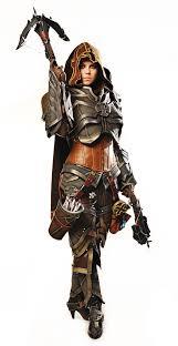 Monster Hunter Halloween Costumes Demon Hunter Reminds Wow Resurrect Level