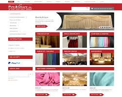 Drape Store Portfolio Nivensoft Technologies