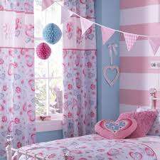 Girls Room Drapes