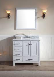 Bathroom Single Sink Vanity by Ariel Cambridge 37
