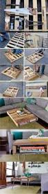 How Tall Is A Sofa Table Best 25 Pallet Coffee Tables Ideas On Pinterest Pallett Coffee