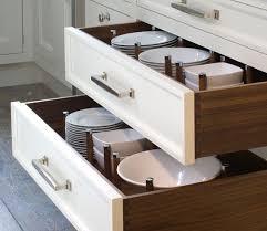kitchen cabinet drawer peg organizer dish peg dividers in wide drawers kitchen organization