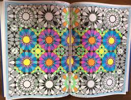 papier peint a colorier les défis coloriage sur les mille et une nuits