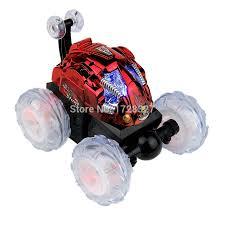 remote control car lights light music feature color wheel dump truck stunt acrobatics stone