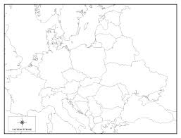Europe Outline Map by Outline Map Of Southeast Asia With Blank With Quiz