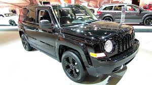 2017 jeep altitude black 2014 jeep patriot altitude exterior and interior walkaround