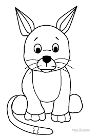 Part 5 Coloring Page Printable Cute