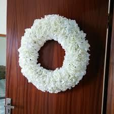 wreath for front door aliexpress com buy 20 inches hydrangeas wreath front door wreath