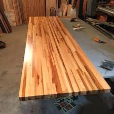 butcher block table top home depot butcher table top brenpalms co