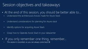 Azure Overview by Microsoft Azure Stack Delivery And Operations Overview Brk2094