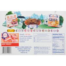 purnell u0027s old folks medium patties 24 ct country sausage 38 oz box