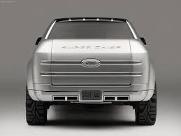 Ford F250 Tri Flex Fuel Truck - ford f 250 super chief concept 2006 pictures information u0026 specs