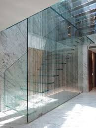 glass staircase apple store london commercial spaces pinterest