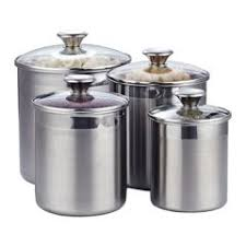 clear kitchen canisters contemporary kitchen canisters and jars for less houzz