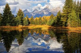 Wyoming national parks images Grand teton national park wyoming usa photo on sunsurfer jpg
