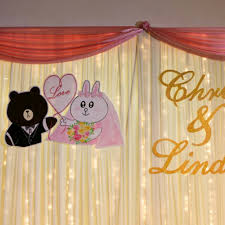 wedding backdrop kl throwback our wedding wedding vendor list lindatan878 dayre